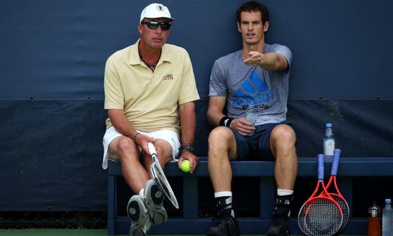 Murray: «Lendl vai ajudar o Zverev a melhorar nos torneios do Grand Slam»