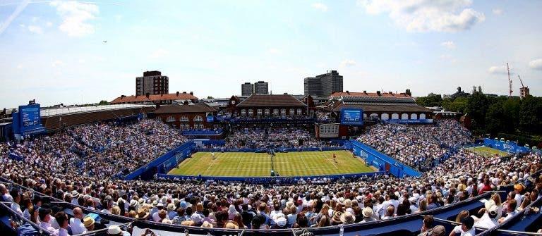 ATP 500 de Halle e Queens anunciam as listas de participantes