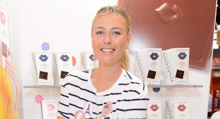 Fãs de Sharapova unidos por uma T-Shirt da Zara