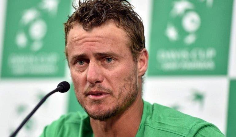 Hewitt e o duelo com o Brasil para a Davis Cup: «Tenho plena confiança nos meus jogadores»