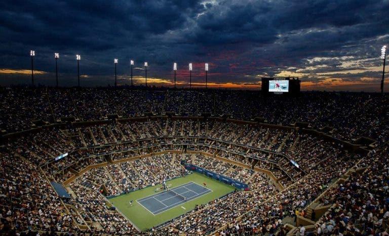 US Open oferece maior prize money da história do ténis