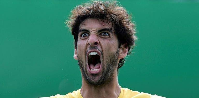 Quatro dos melhores tenistas brasileiros vão treinar em Portugal nas próximas duas semanas