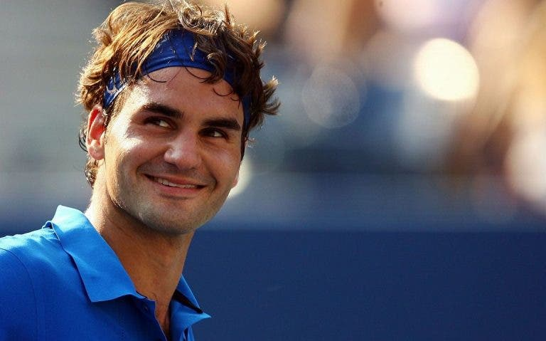 38 razões para darmos os parabéns a Roger Federer