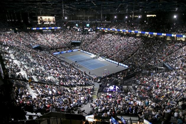 Incrível: vencedor do ATP 1000 Paris-Bercy vai ganhar… menos 70% que em 2019
