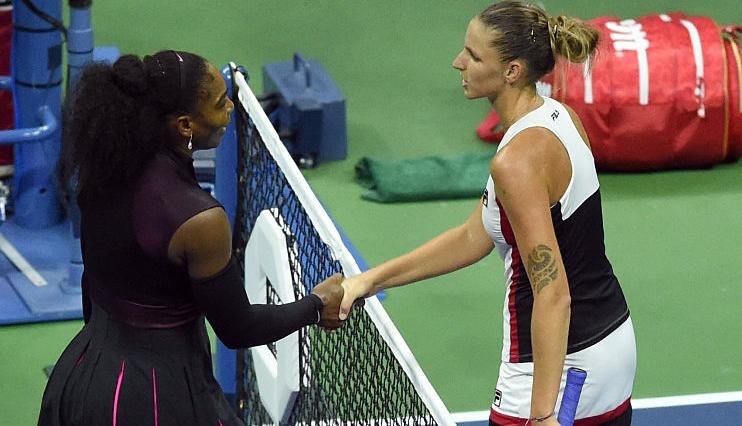 Pliskova e o título de Serena em Auckland: «Não apanhou ninguém que a pudesse derrotar»