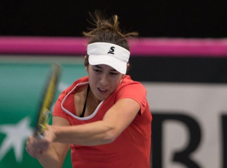 Inês Murta surpreendida na primeira ronda do ITF de Oeiras
