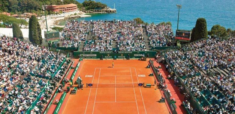 Torneio de Monte Carlo só volta ao circuito em 2021