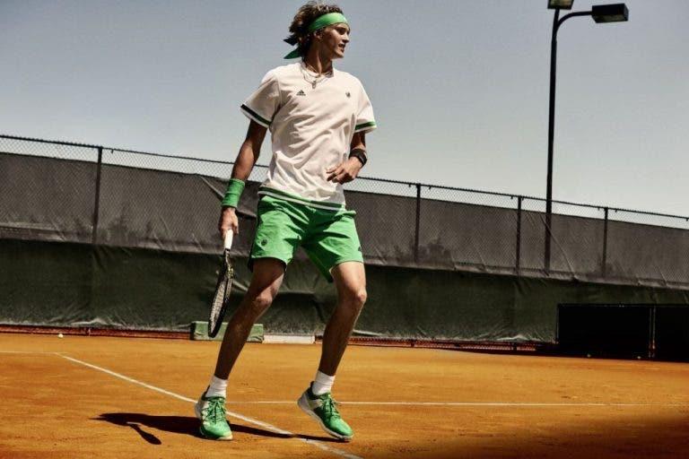 [Fotos] Adidas revela equipamentos para Roland Garros