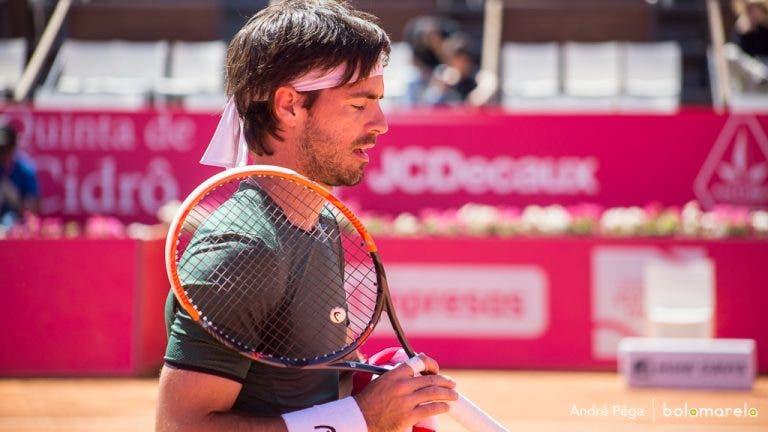 Campeão em título, Elias perde na 1.ª ronda de Campinas com 368.º ATP e vai cair no ranking