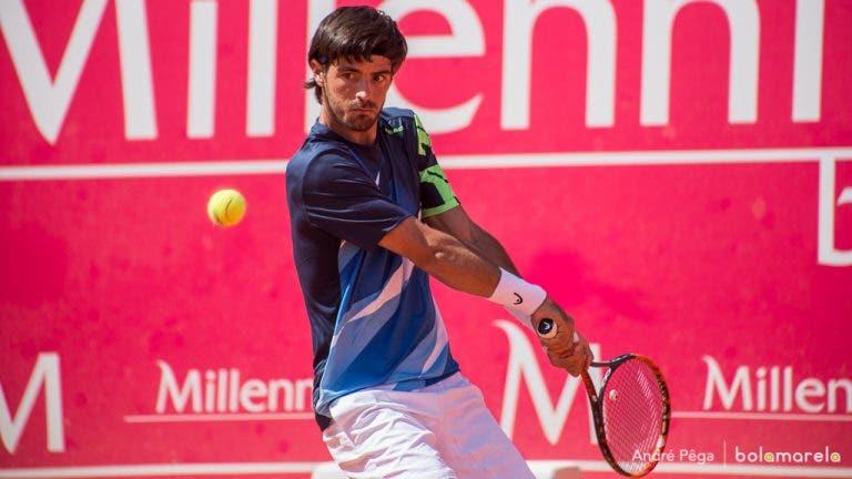 Los Cabos. Gastão Elias regressa aos ATP em duelo com japonês
