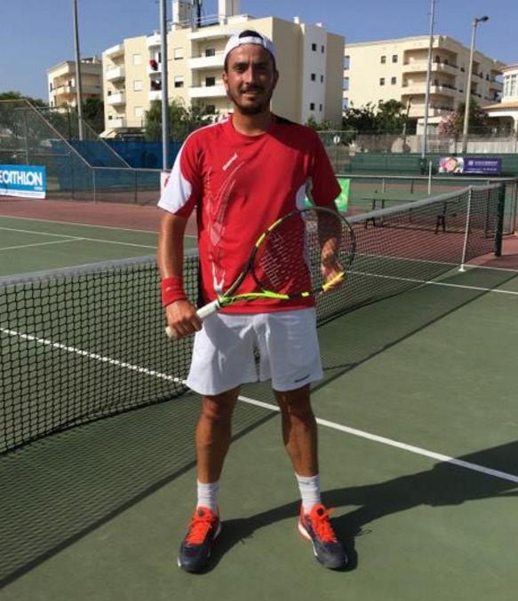 José Ricardo Nunes é campeão absoluto do Algarve pela 12.º vez