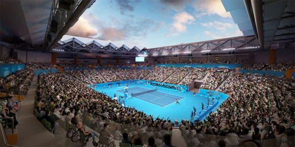 Margaret Court Arena muda de nome… no Google Maps