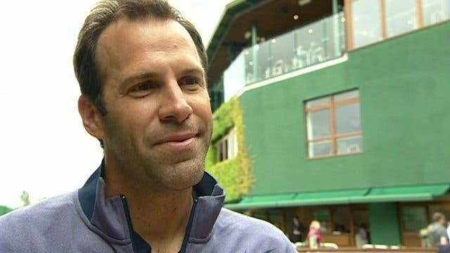 """Greg Rusedski: """"Andy Murray não se deve preocupar com as críticas de que tem sido alvo"""""""
