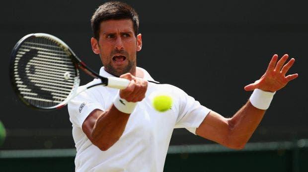 Para o L'Equipe Novak Djokovic é aquele que ultrapassa mais dificuldades para vencer um Grand Slam