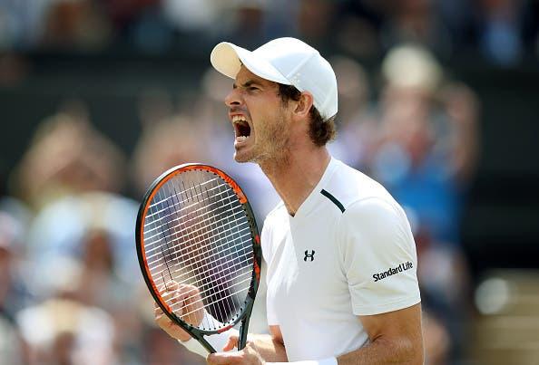 Murray: «Vão pensar que estou maluco mas posso ganhar Wimbledon»