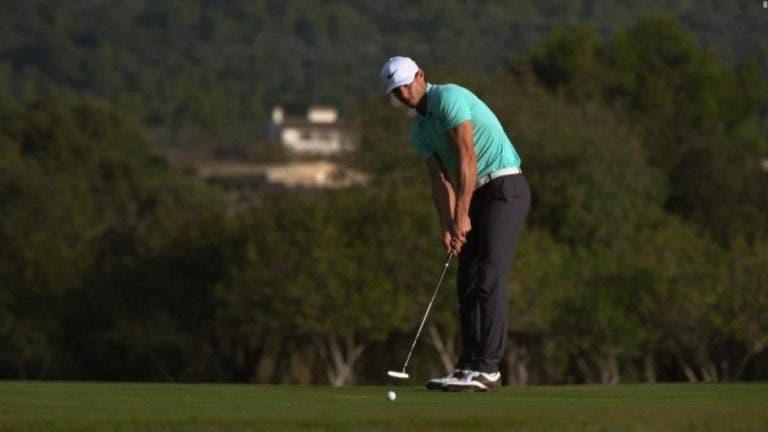 Nadal vai competir no Campeonato das Baleares de… golfe