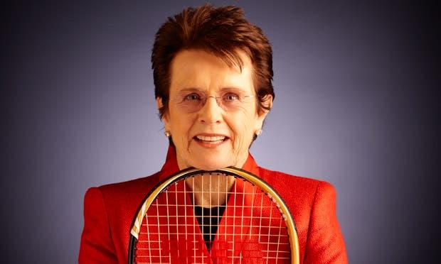 Billie Jean King pede que a Margaret Court Arena mude de nome