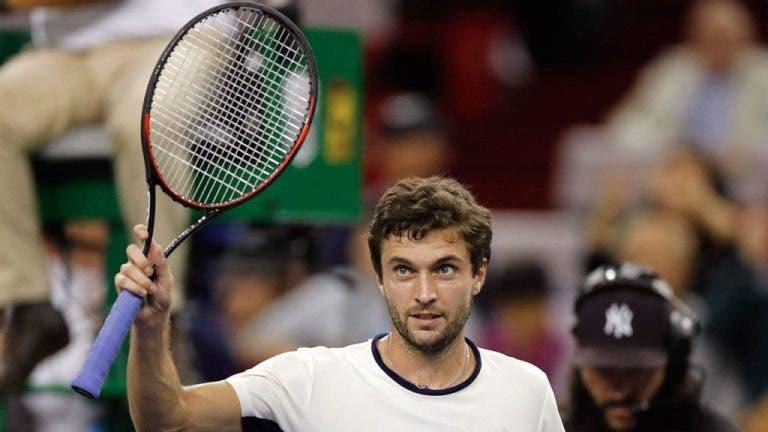 Gilles Simon vai estar na ATP Cup como… capitão da seleção francesa
