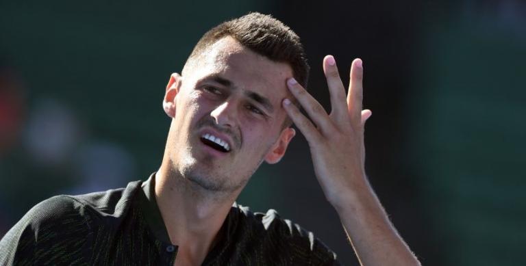 Tomic ganhou 10 mil euros em 11 minutos no ATP 500 de Pequim