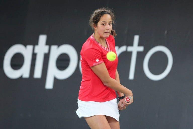 Maria Inês Fonte avança aos 'oitavos' em Oeiras e conquista mais um ponto WTA