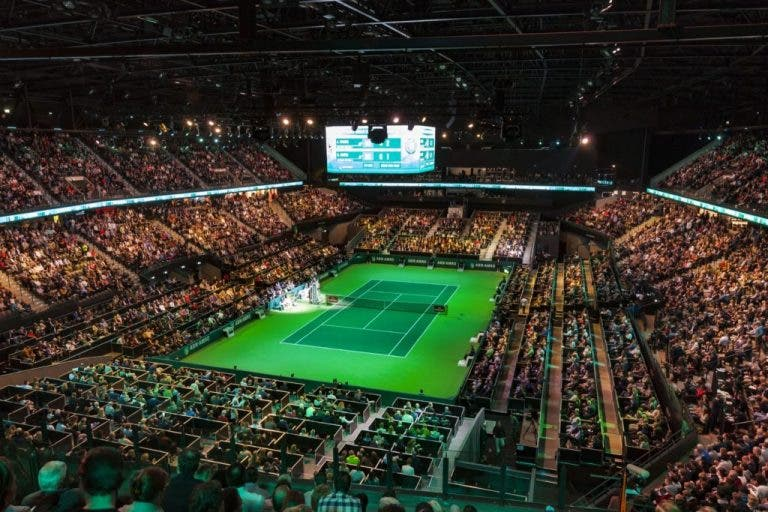 De luxo! Eis o quadro principal do ATP 500 de Roterdão com grandes duelos na 1.ª ronda