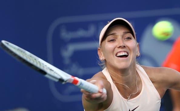 Mamã Vesnina pensa em voltar: «Quero desfrutar do ténis outra vez»