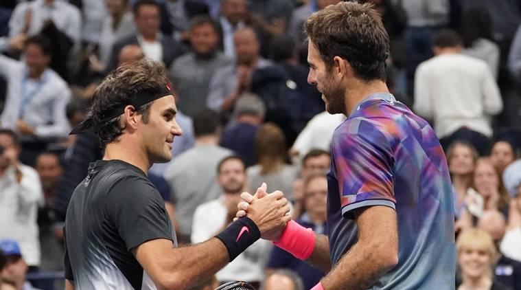 Federer: «Muito feliz por ouvir que o Del Potro quer voltar»