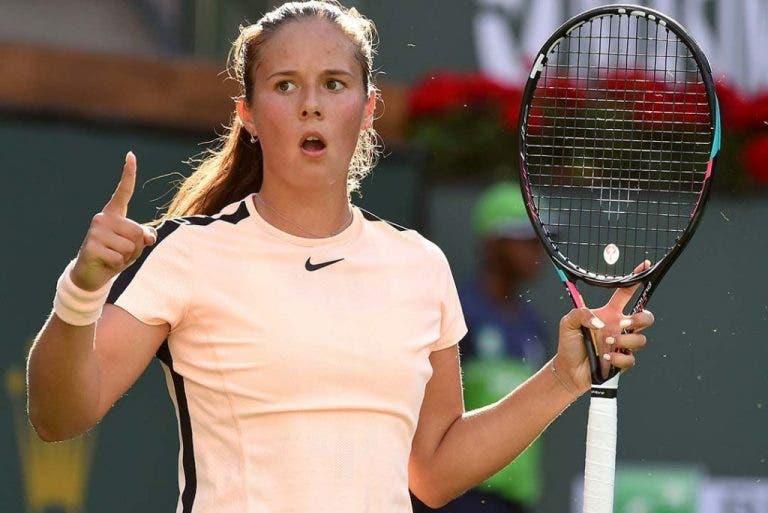Kasatkina: «Chorei de emoção ao ver Nadal levantar o 13.º troféu em Roland Garros»