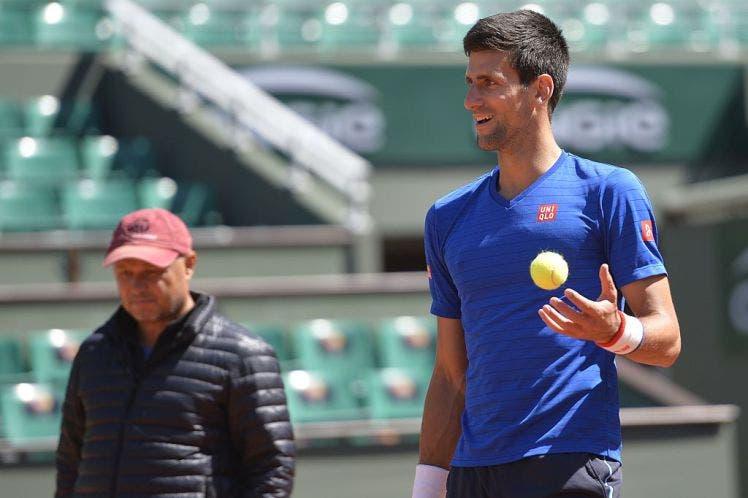 Vajda: «Não sabia se ia ver o mesmo Novak mas quando nos encontrámos vi o Djokovic do costume: um campeão»