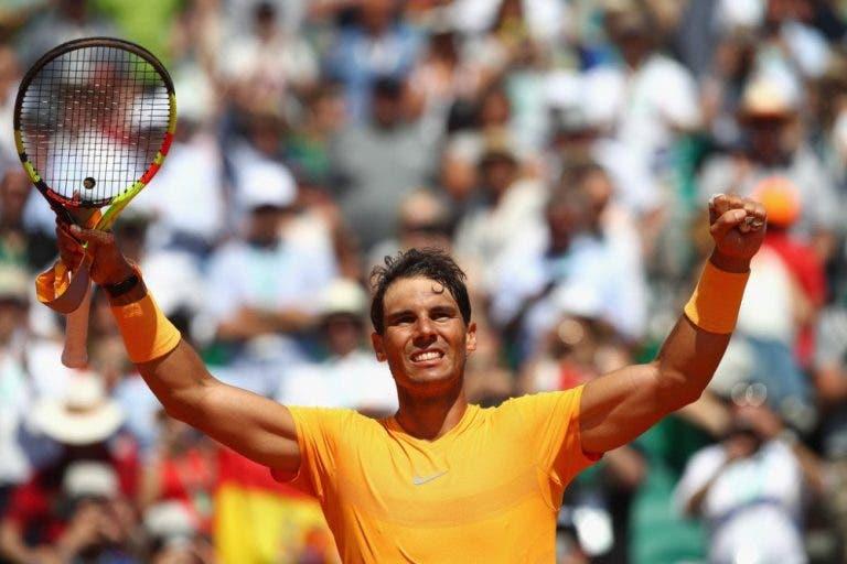Nadal tira Nishikori do caminho e volta a ser campeão em Monte Carlo