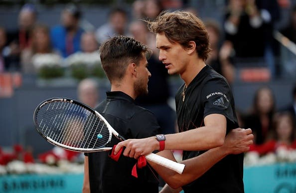 AO 2020: Siga Dominic Thiem vs. Alexander Zverev no nosso live center
