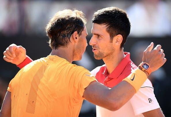 Rod Laver: «Nadal e Djokovic mostraram que são os dois melhores jogadores do planeta»