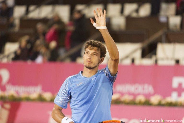 Carreno Busta e Goffin não vão jogar ATP 500 de Hamburgo
