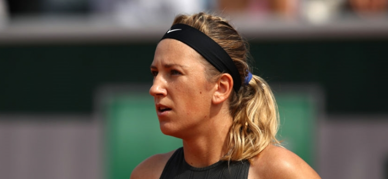 Azarenka sai de cena logo na 1.ª ronda em Roland Garros e vamos ter uma quartofinalista surpresa