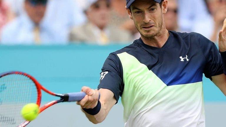 ATP 500 de Queen's tem esperança de contar com Murray… este ano