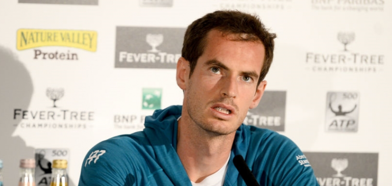 Confirmado: Andy Murray não joga o Australian Open 2021
