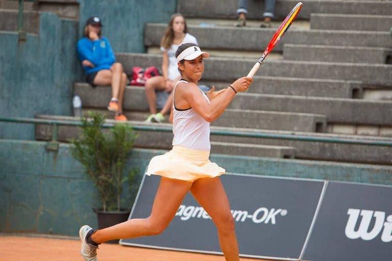 Boa campanha de Inês Murta no Porto Open acaba nos 'quartos'