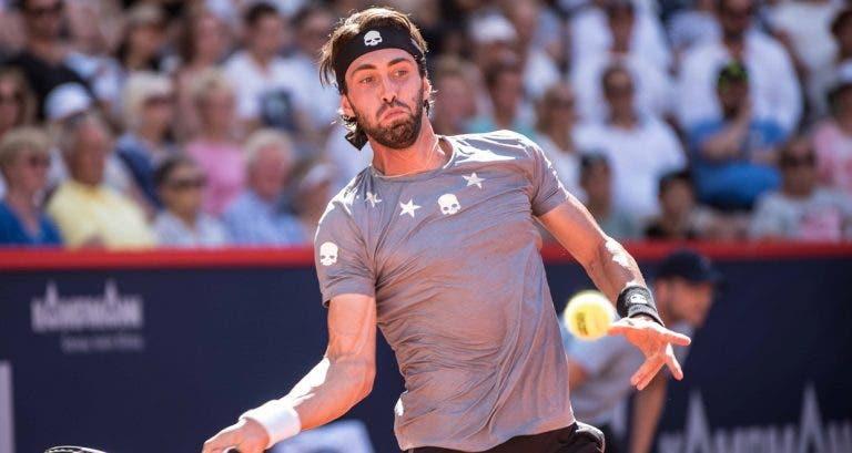 Dia de estreias. Basilashvili é campeão em Hamburgo e conquista primeiro título ATP da carreira