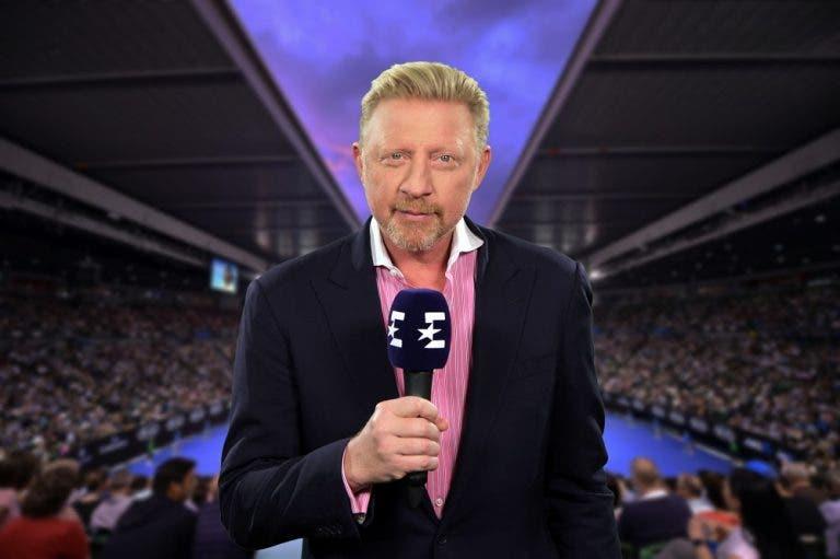 Boris Becker deixa cargo diretivo na Federação Alemã