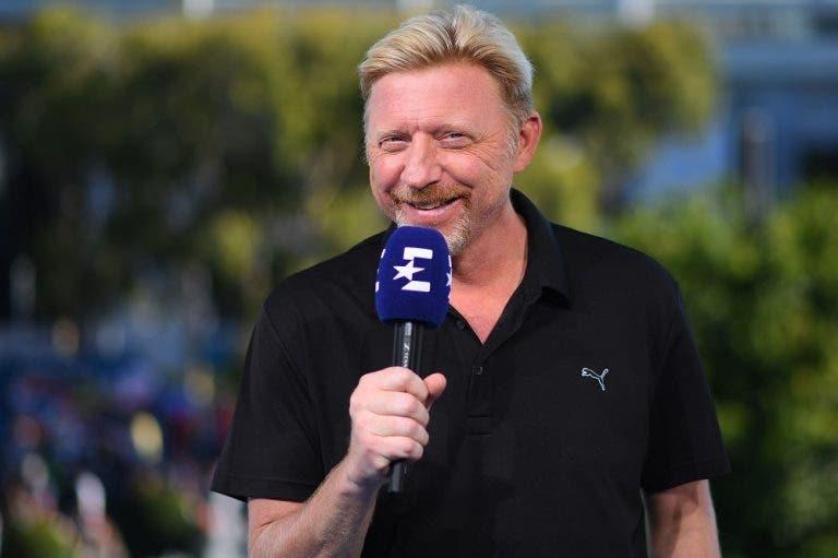 Boris Becker: «Não vejo Nadal a dominar da mesma forma em terra batida»