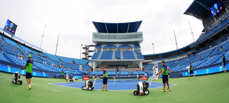 Ranking ATP descongela de vez no torneio de Cincinnati