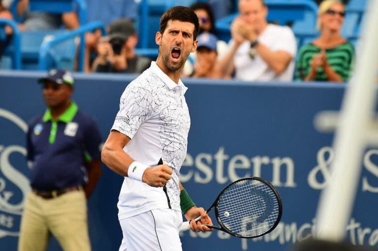 Djokovic: «A guerra moldou a minha capacidade de luta e força mental»