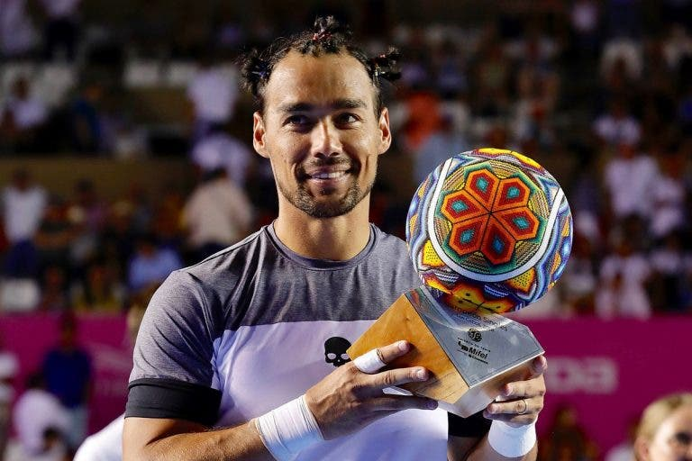 Fognini derruba Del Potro e conquista terceiro título do ano