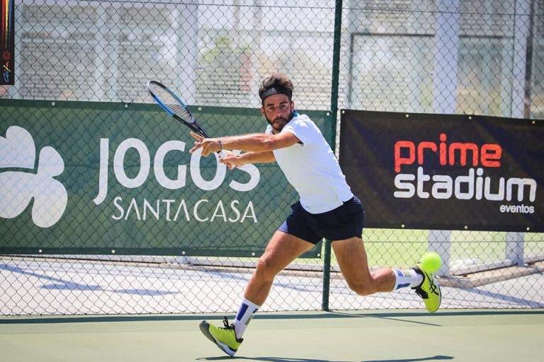 Fred Gil vence Tiago Cação e garante presença na final do ITF da Beloura