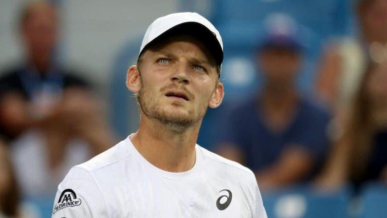 Goffin elimina Krajinovic e está nos 'oitavos' do US Open