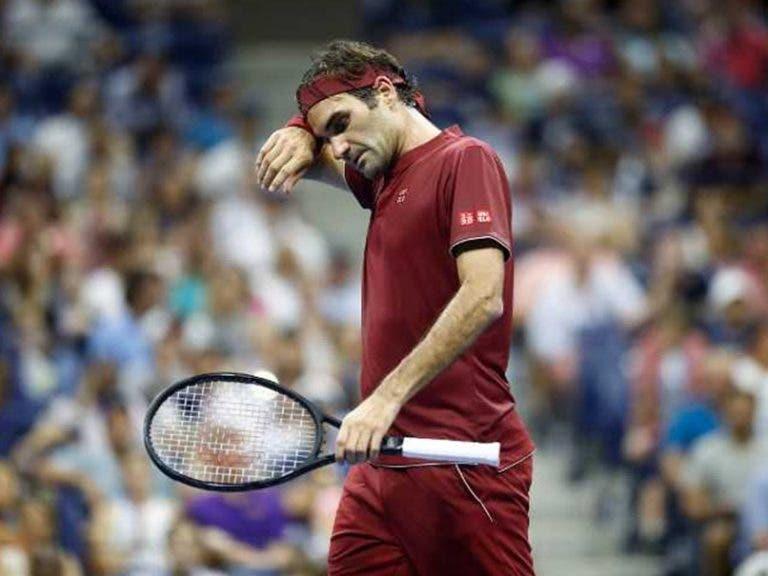 Rusedski sem dúvidas: «Não vejo o Federer a chegar à final do US Open»
