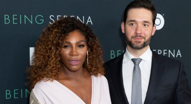Marido de Serena: «Odiava ténis antes de conhecê-la»