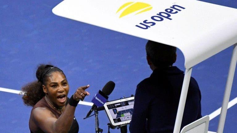 Um ano depois da polémica, US Open escolhe uma mulher para arbitrar a final feminina