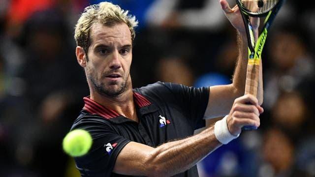 Gasquet anuncia desistência para a final da Taça Davis