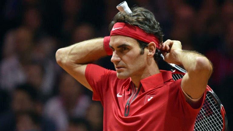 OFICIAL: Federer anuncia que vai estar nos Jogos Olímpicos de Tóquio 2020